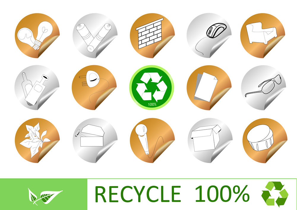 Recycling eco
